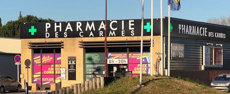 Pharmacie des Carmes, PERTUIS