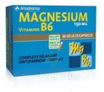 Acheter Arkovital Magnésium Vitamine B6 Gélules B/120 à PERTUIS